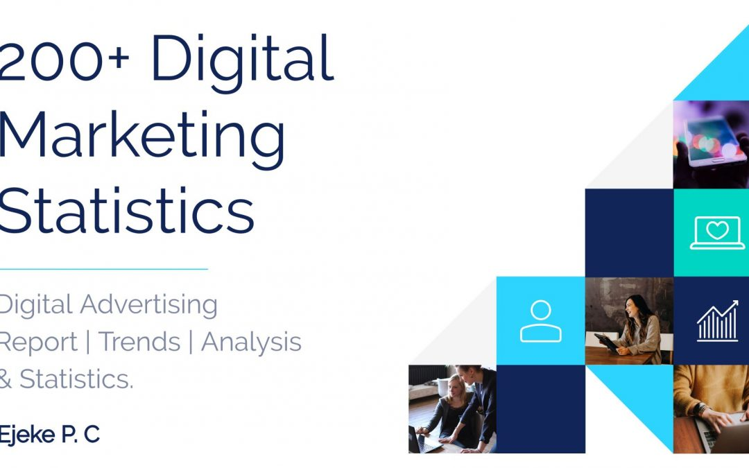 Digital Marketing Statistics (Infographics)