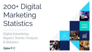 Digital Marketing Statistics (Infographics)