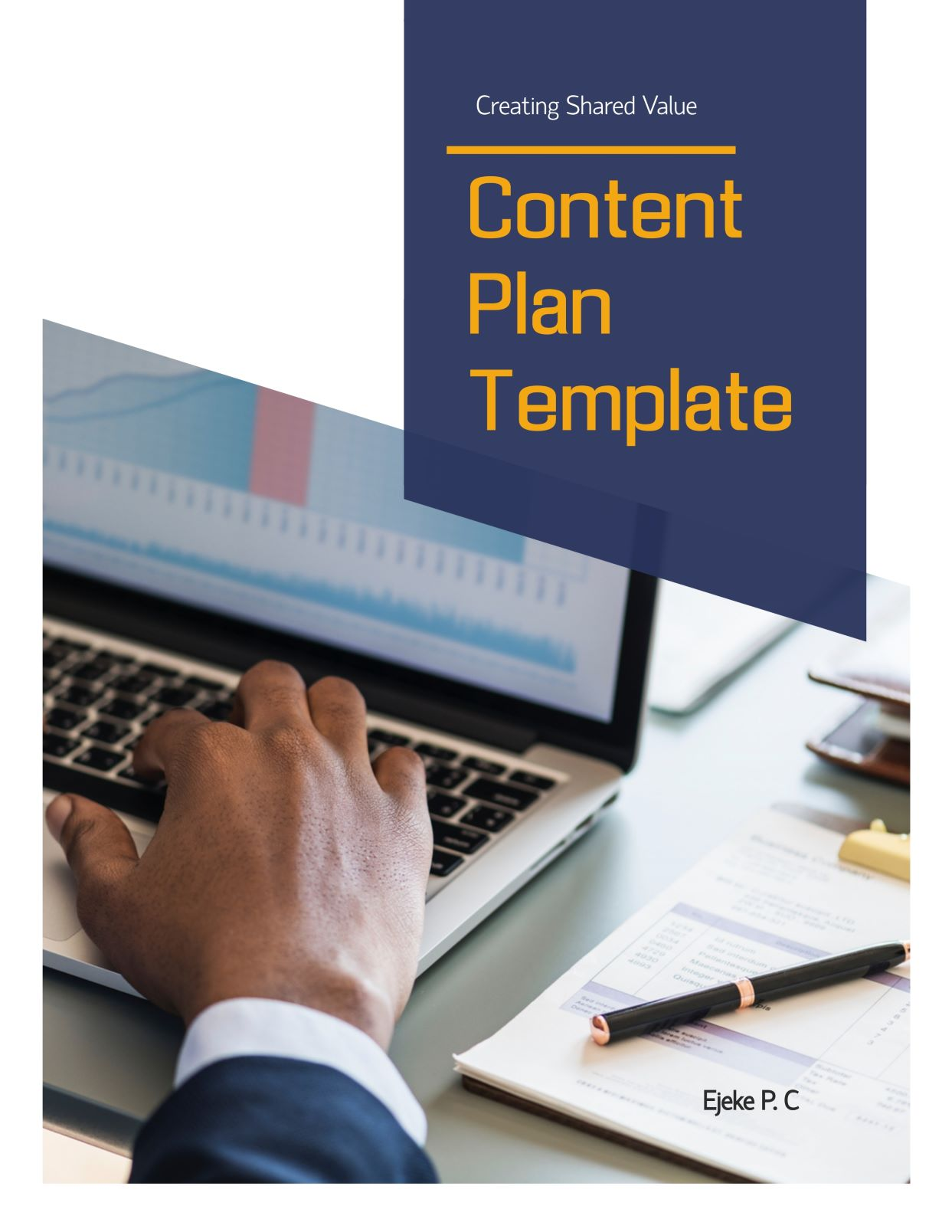 Content Plan Template