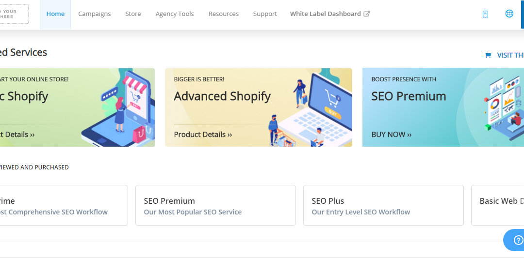 SEO reseller review