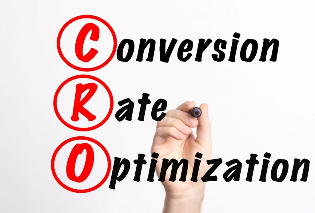 Digital marketing tools-Conversion Rate Optimization