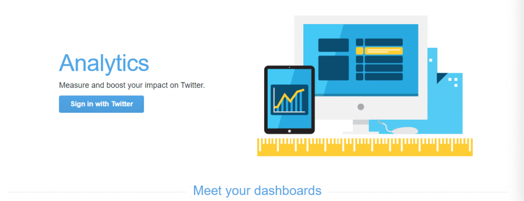 Digital marketing tools-Twitter Analytics
