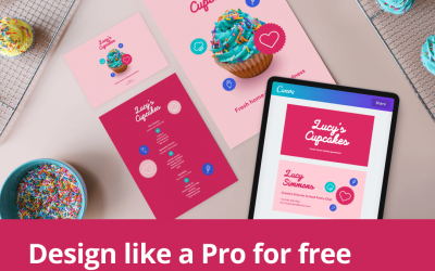 CANVA: Step By Step Canva Guide for Work or Business